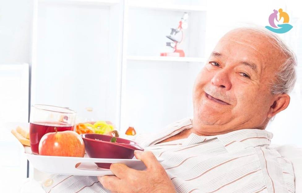 Диета для пожилых людей при сахарном диабете