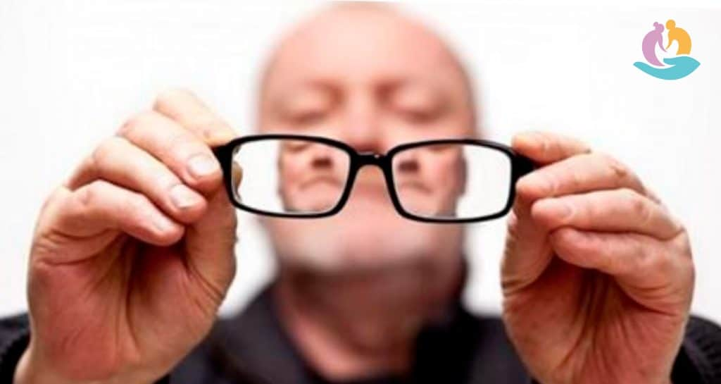 люди с нарушением зрения
