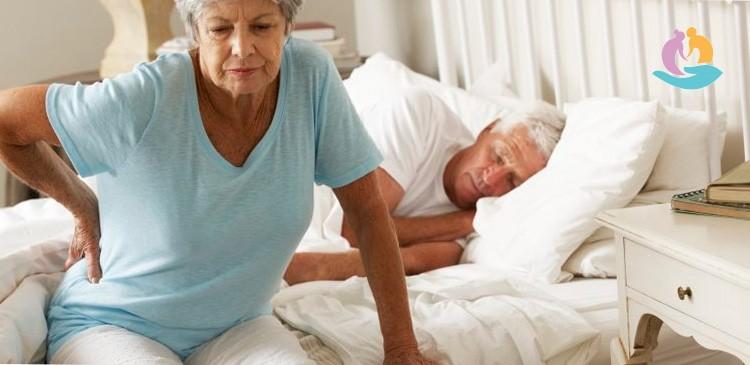 Остеохондроз у пожилых людей: причины, симптомы, лечение