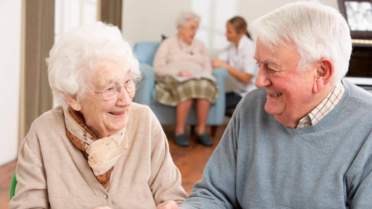 Пансионаты для пожилых людей с деменцией