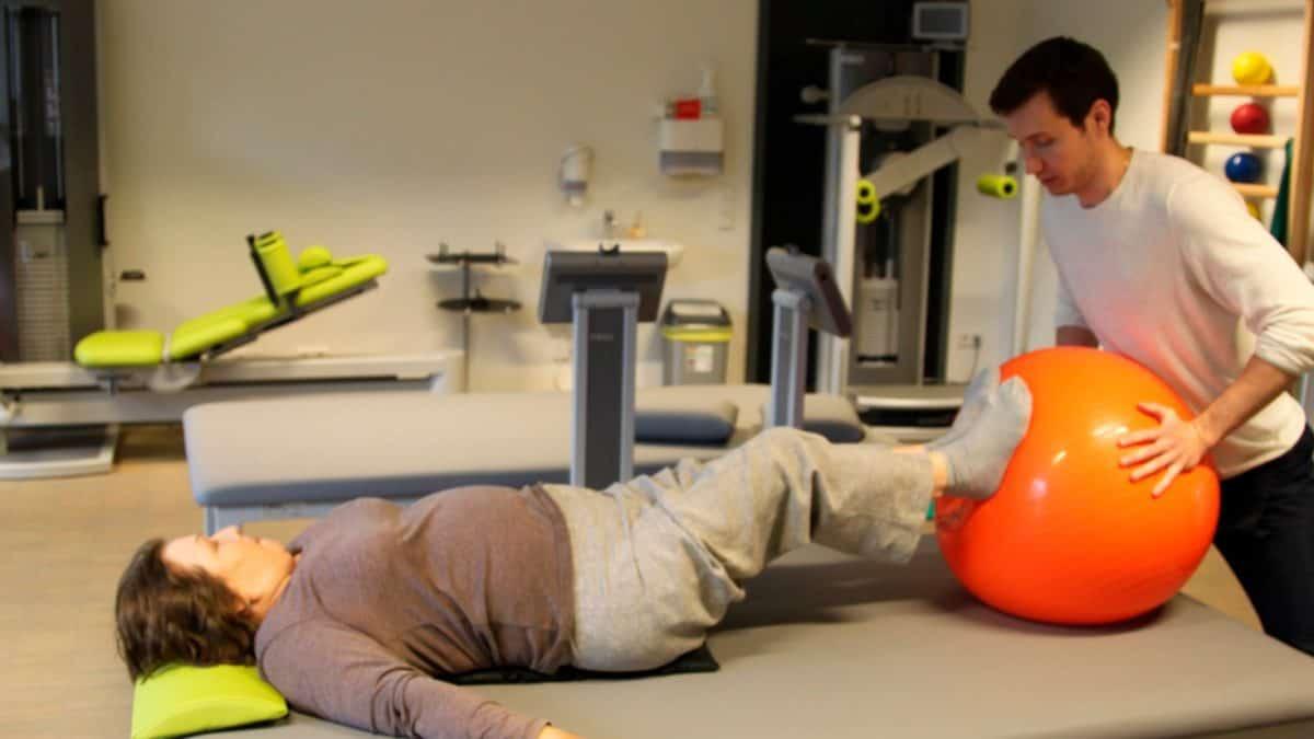 вправление мениска коленного сустава