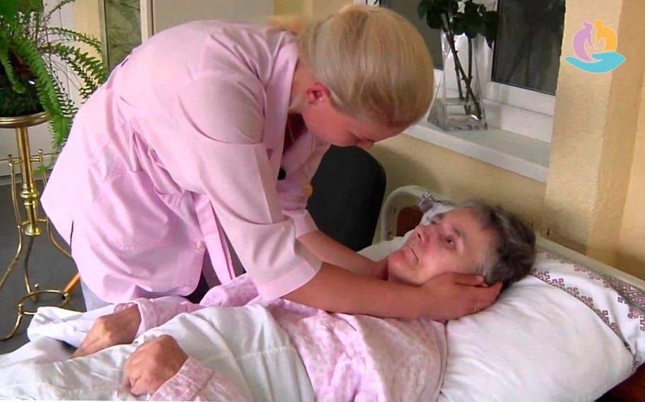 Уход за глазами лежачих больных дома престарелых самара
