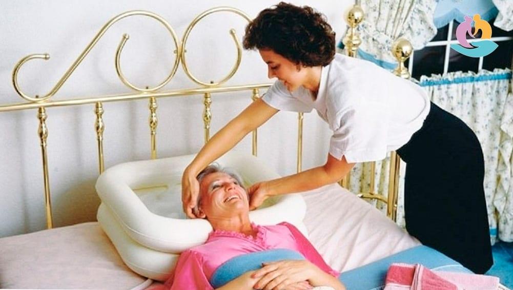Уход за ногами лежачего больного дома для престарелых в моск обл