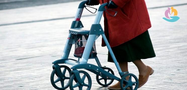 Как выбрать ходунки и роляторы для пожилых людей