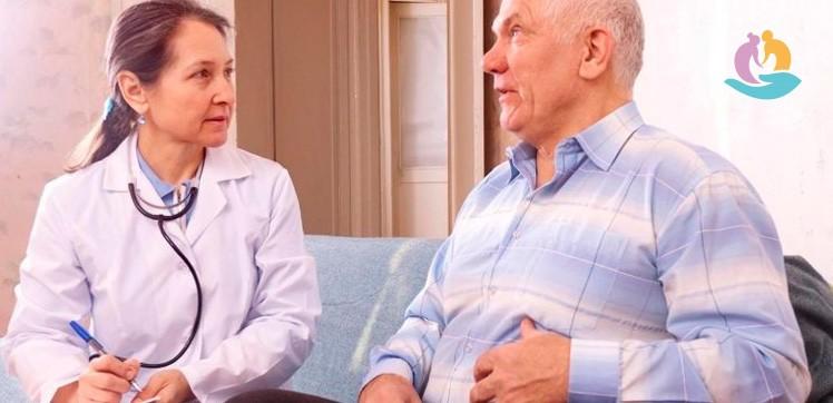 Лечение пожилых людей