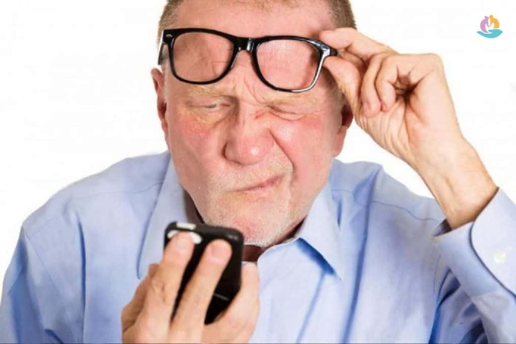 Катаракта у пожилых симптомы