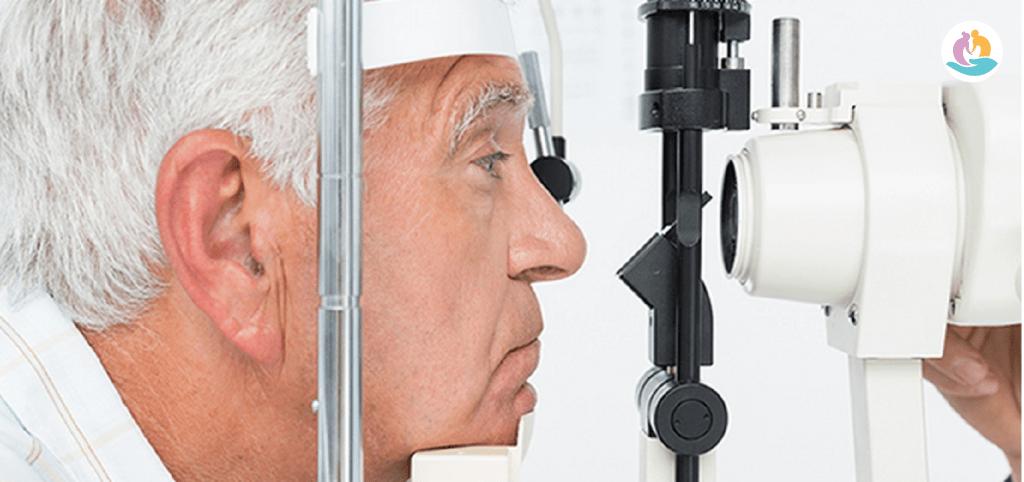 Катаракта у пожилых диагностика