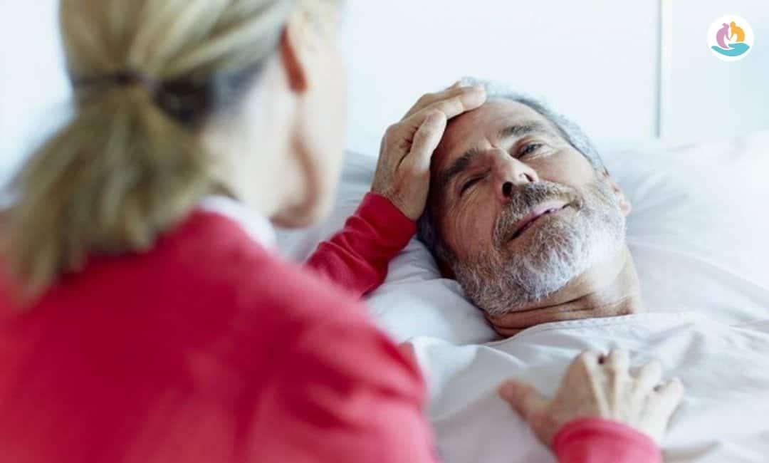 Ишемический инсульт после перелома шейки бедра история дом престарелых