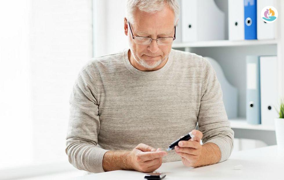 Преддиабет у пожилых людей